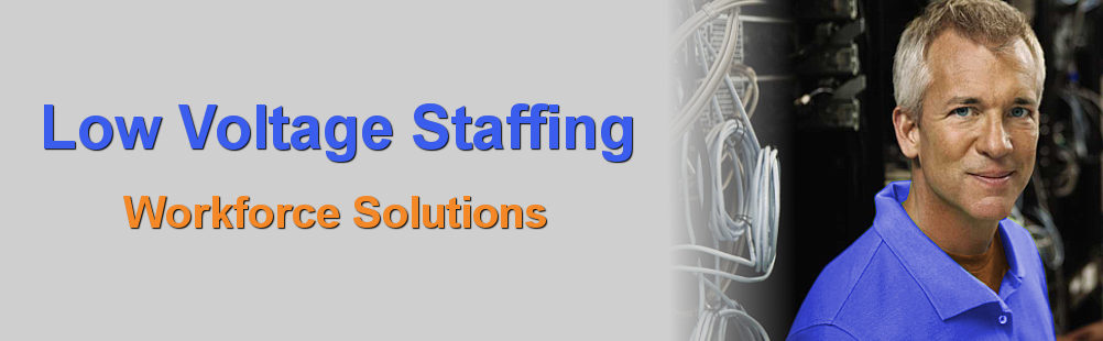 Low Voltage Staffing